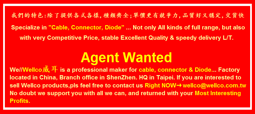Agent Wanted